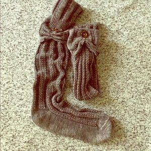 Boot socks/ leg warmers
